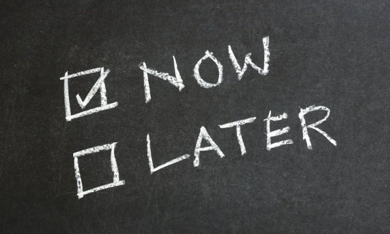 Odkładanie napóźniej: jak radzić sobie zprokrastynacją?