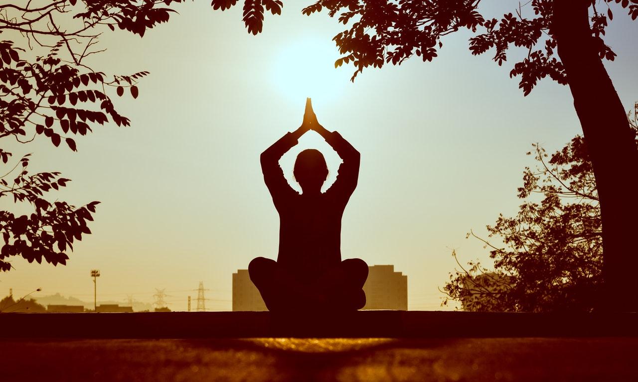 mantra, bezsenność, stres