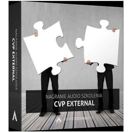 Przygotuj innych do zmian – CVP External