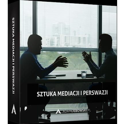 Sztuka mediacji i perswazji